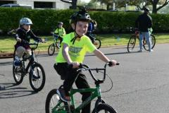 Safety bike-a-thon in Raritan Borough hosted by RideWise