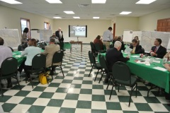 2015 Regional Center Visioning Session which laid the groundwork for the development of the Somerset County Regional Center Strategic Plan