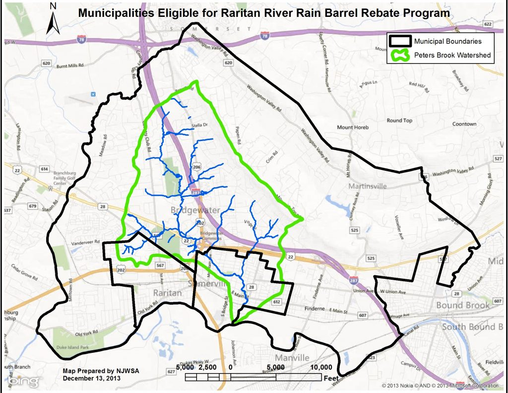 Rain Barrel Rebate Program