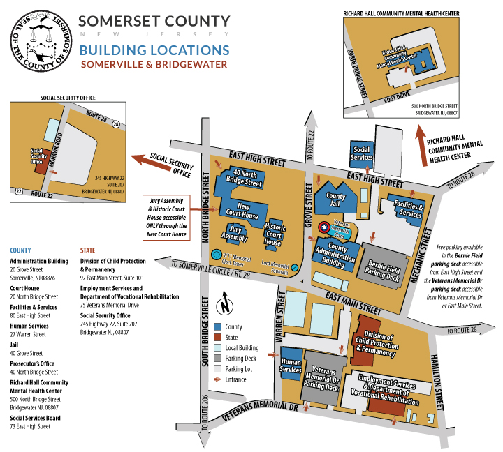 Contact of Regional Center Partnership of Somerset County